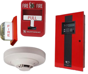 fire alarm and communication system