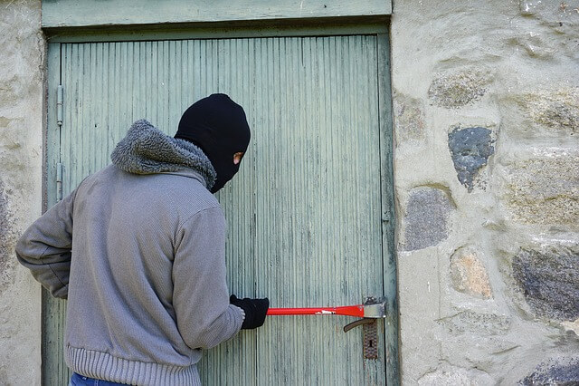 How to think like a burglar to protect your home