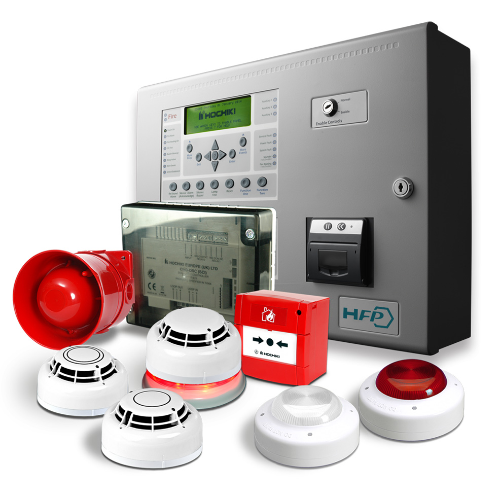 FIRE ALARMS & SAFETY SYSTEMS